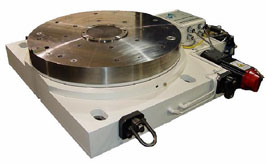 Friction Lock Rotary Table
